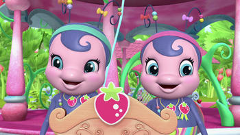 Episodio 24 (TTemporada 1) de Strawberry Shortcake: Berry Bitty Adventures