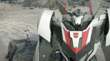 Episodio 6 (TTemporada 3) de Transformers Prime