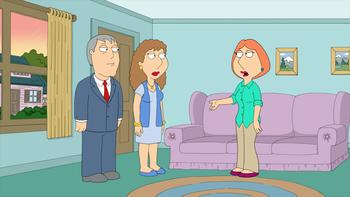 Episodio 17 (TTemporada 9) de Family Guy