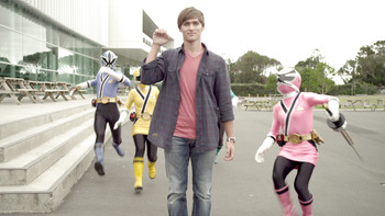Episodio 3 (TPower Rangers Super Samurai) de Power Rangers Super Samurai