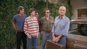 Episodio 14 (TTemporada 4) de That '70s Show