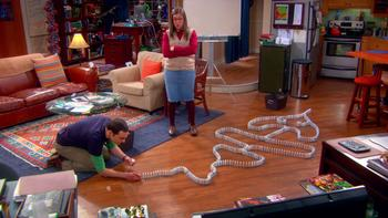 Episodio 21 (TTemporada 6) de The Big Bang Theory
