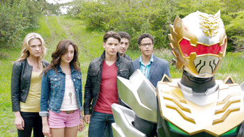 Episodio 8 (TMegaforce) de Power Rangers: Megaforce