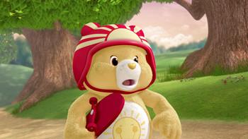Episodio 7 (TTemporada 1) de Los osos amorosos: Bienvenidos a Mucho-Mimo