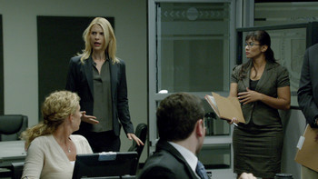 Episodio 3 (TTemporada 2) de Homeland