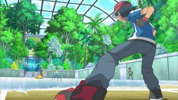 Episodio 6 (TXY) de Pokémon: XY