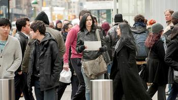 Episodio 4 (TTemporada 1) de Marvel's Jessica Jones