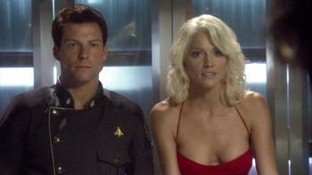 Episodio 14 (TTemporada 2.0) de Battlestar Galactica