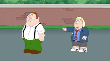 Episodio 22 (TTemporada 10) de Family Guy