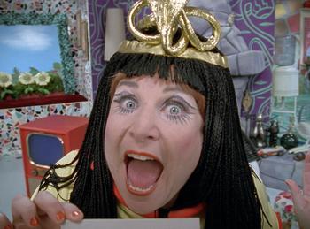 Episodio 6 (TTemporada 5) de Pee-wee's Playhouse