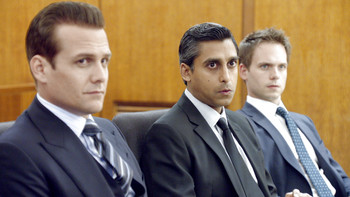 Episodio 5 (TTemporada 1) de Suits