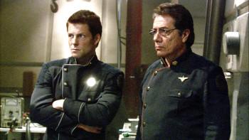 Episodio 10 (TTemporada 3) de Battlestar Galactica