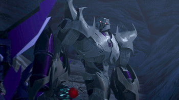 Episodio 21 (TTemporada 1) de Transformers Prime
