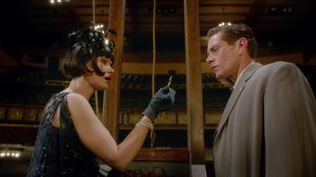 Episodio 1 (TTemporada 3) de Miss Fisher's Murder Mysteries
