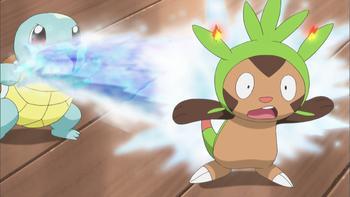 Episodio 38 (TXY) de Pokémon: XY