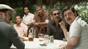 Episodio 47 (TTemporada 1) de Pablo Escobar, el patrón del mal