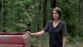 Episodio 9 (T3) de The walking dead