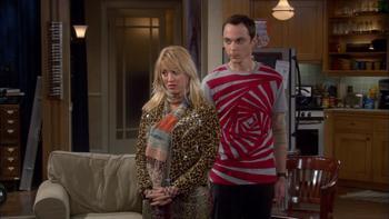 Episodio 10 (TTemporada 1) de The Big Bang Theory