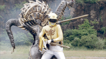Episodio 10 (TMegaforce) de Power Rangers: Megaforce