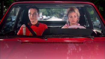 Episodio 5 (TTemporada 2) de The Big Bang Theory