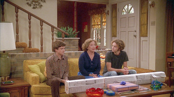 Episodio 10 (TTemporada 2) de That '70s Show