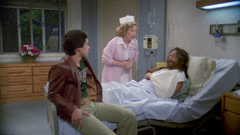 Episodio 18 (TTemporada 4) de That '70s Show