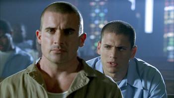 Episodio 9 (TTemporada 1) de Prison Break