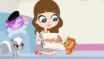 Episodio 17 (TTemporada 2) de Littlest Pet Shop