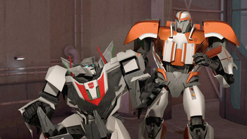 Episodio 6 (TTemporada 2) de Transformers Prime