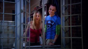 Episodio 7 (TTemporada 2) de The Big Bang Theory
