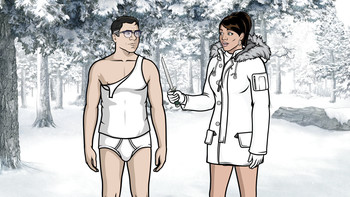 Episodio 2 (TTemporada 4) de Archer