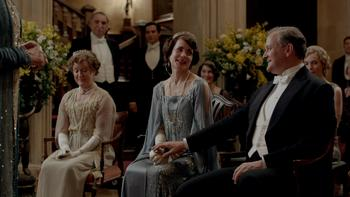 Episodio 3 (TTemporada 4) de Downton Abbey