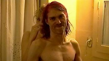 Netflix box art for Kurt Cobain: Montage of Heck