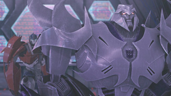 Episodio 2 (TTemporada 2) de Transformers Prime