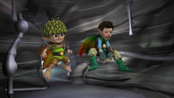 Episodio 16 (TTemporada 1) de Tree Fu Tom