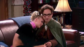 Episodio 6 (TTemporada 1) de The Big Bang Theory