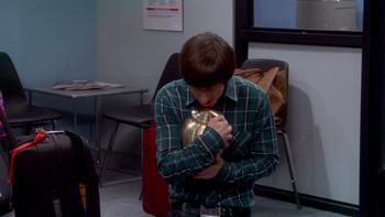 Episodio 16 (TTemporada 8) de The Big Bang Theory