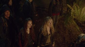 Episodio 13 (TTemporada 1) de The 100