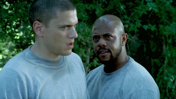 Episodio 1 (TTemporada 2) de Prison Break