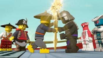Episodio 2 (TTemporada 2) de LEGO Ninjago: Masters of Spinjitzu