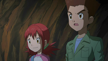 Episodio 9 (TDigimon Xros Wars: Temporada 1) de Digimon Fusion