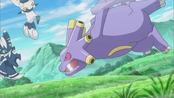 Episodio 44 (TXY) de Pokémon: XY