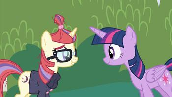Episodio 12 (TTemporada 5) de My Little Pony: Friendship Is Magic