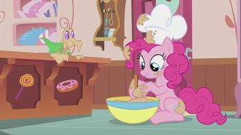 Episodio 8 (TTemporada 5) de My Little Pony: Friendship Is Magic