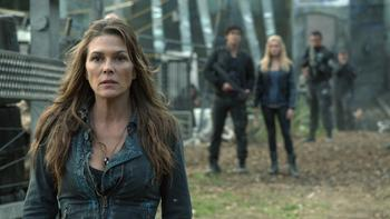Episodio 8 (TTemporada 2) de The 100
