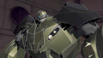 Episodio 3 (TTemporada 1) de Transformers Prime