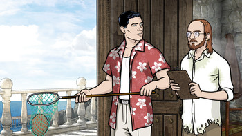 Episodio 2 (TTemporada 3) de Archer