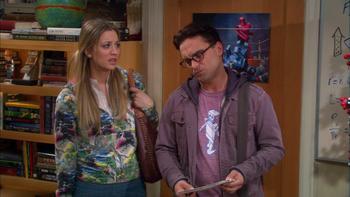 Episodio 9 (TTemporada 5) de The Big Bang Theory