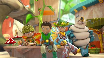 Episodio 8 (TTemporada 1) de Tree Fu Tom