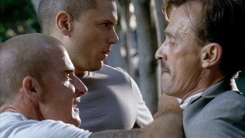 Episodio 4 (TTemporada 4) de Prison Break